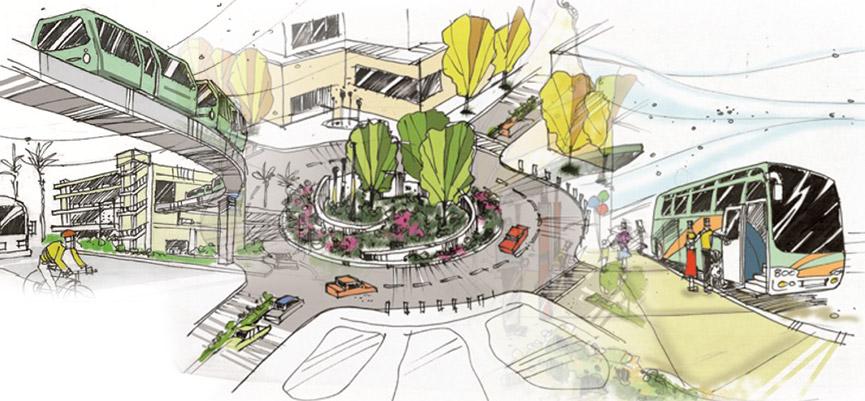 Land use transportation planning linscott law greenspan - Traffic planning and design layoffs ...